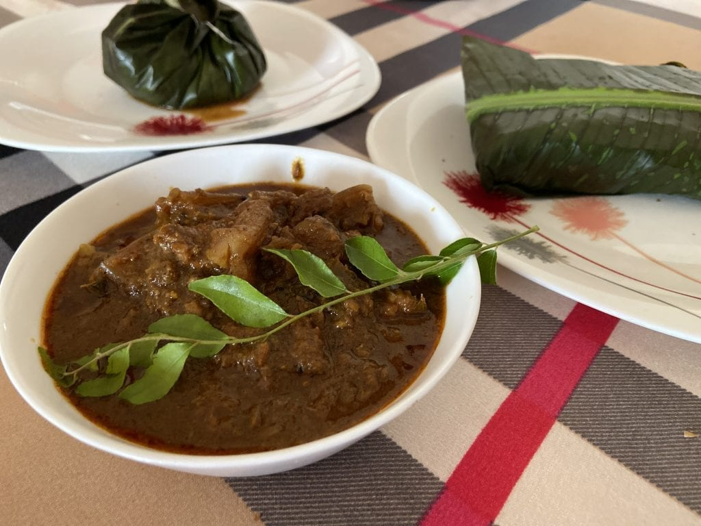 How to Prepare Kerala Style Beef Curry